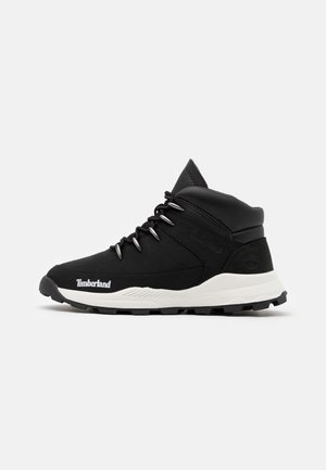 BROOKLYN - High-top trainers - black