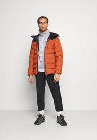 Norrøna - TAMOK JACKET - Ski jacket - orange - 1