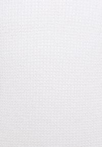 Wool & Co - STRUCTURE - Maglione - white - 2