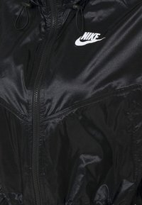 Nike Sportswear - SUMMERIZED - Summer jacket - black/white - 5