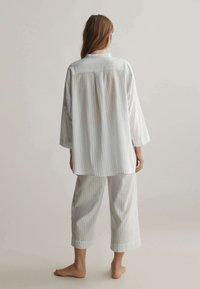 OYSHO - Pyjama top - blue - 1