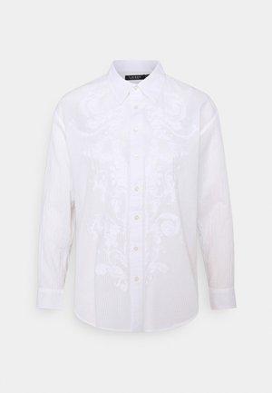 KOTTA - Button-down blouse - white