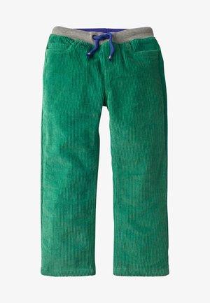 Trousers - waldgrün, cord