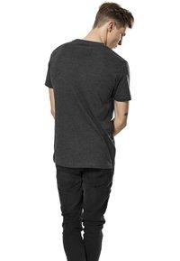 Mister Tee - T-shirt print - charcoal - 1