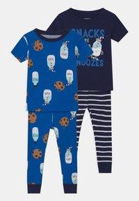 Carter's - MILK & COOKIES 2 PACK - Pyjama set - blue - 0
