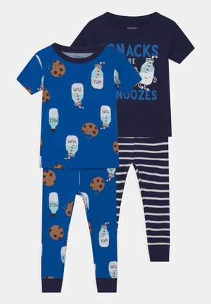 MILK & COOKIES 2 PACK - Pyjama - blue