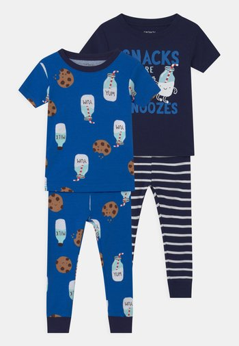 MILK & COOKIES 2 PACK - Pyjama set - blue