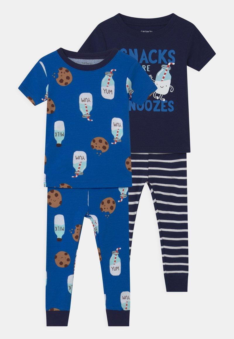 Carter's - MILK & COOKIES 2 PACK - Pyjama set - blue