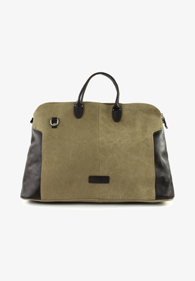 JOHN DAY RIVER  - Weekend bag - khaki