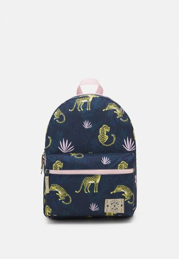BACKPACK MILKY KISS STAY CUTE IN THE JUNGLE UNISEX - Rucksack - navy