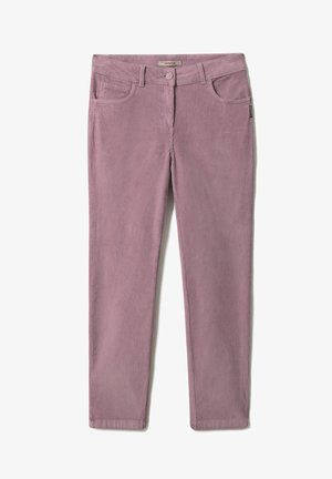 MULLEY - Relaxed fit -farkut - sea fog pink
