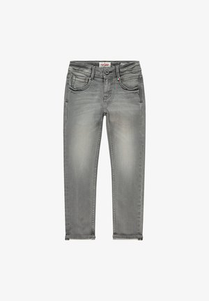 DANNY - Slim fit jeans - light grey