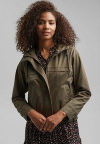 edc by Esprit - Summer jacket - khaki green - 0