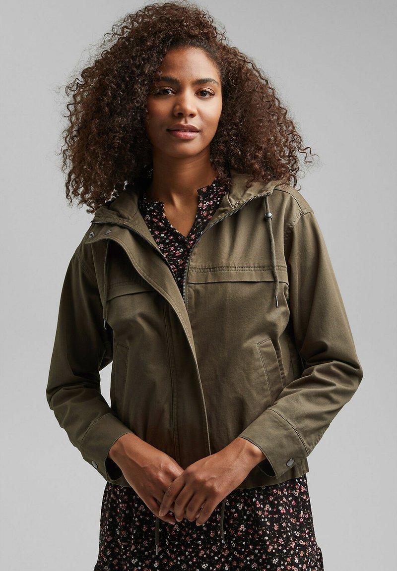edc by Esprit - Summer jacket - khaki green