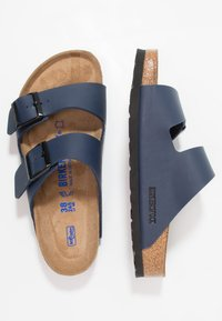 Birkenstock - ARIZONA - Kapcie - blue - 1