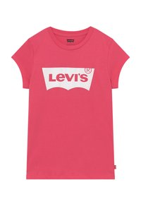 Levi's® - BATWING - Camiseta estampada - tea tree pink - 0