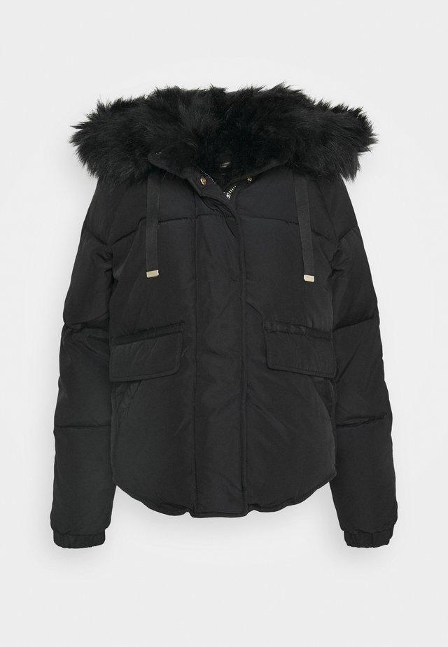 CHUBBY PUFFER - Winter jacket - black