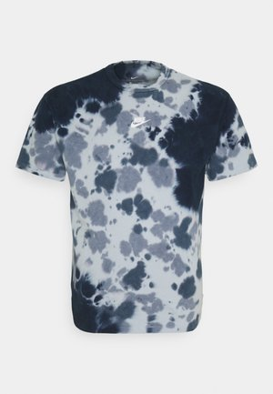 TEE  - Camiseta estampada - thunder blue/armory blue