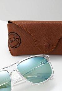 Ray-Ban - Sluneční brýle - clear green flash silver-coloured - 3