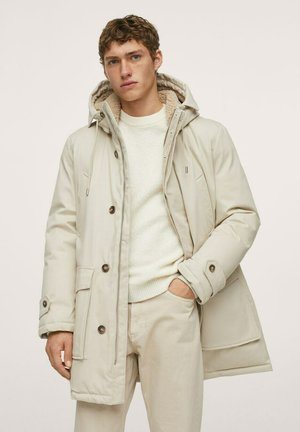 KYOTO - Winter coat - beige