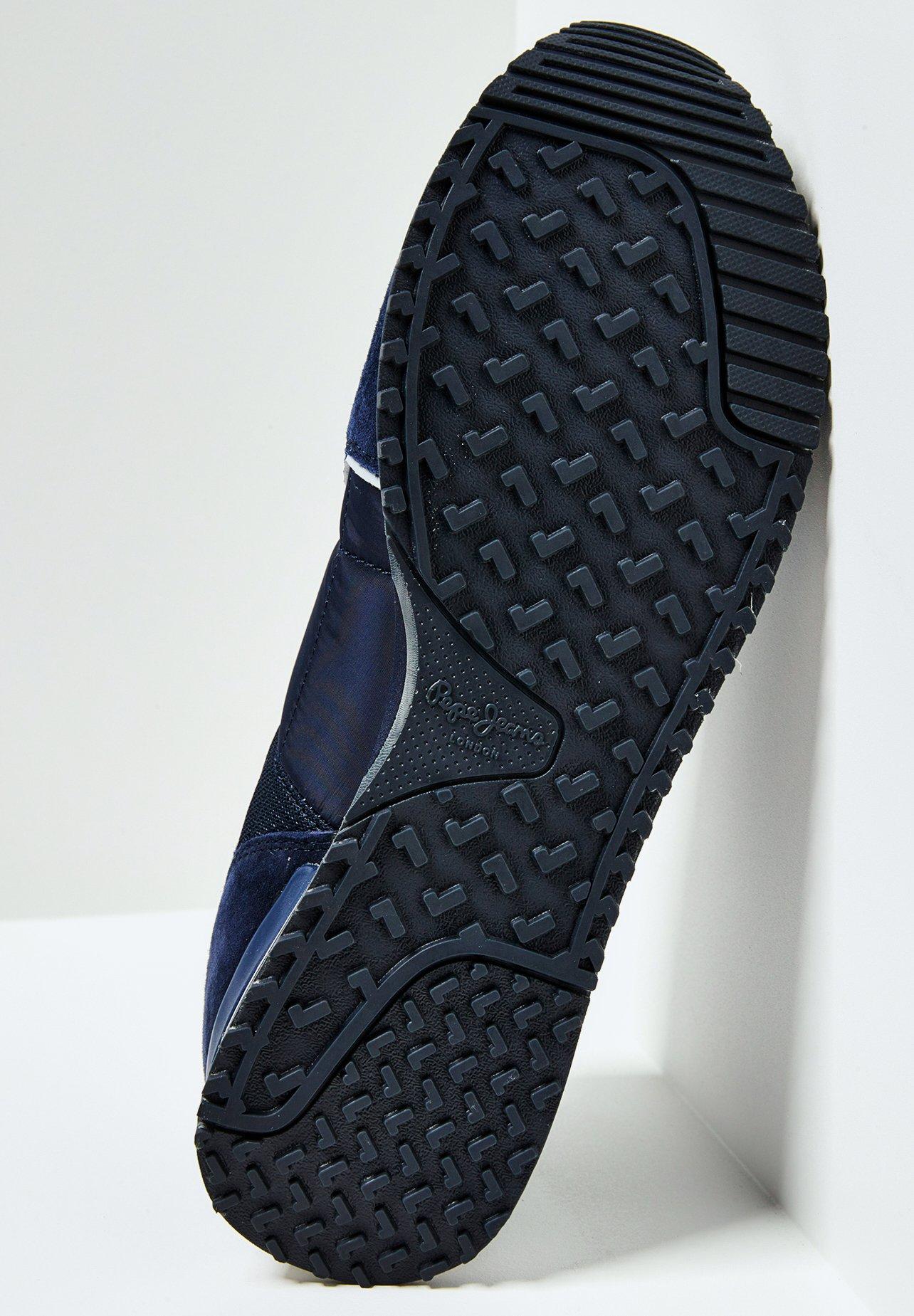 Pepe Jeans TINKER CITY - Snörskor - azul marino/mörkblå - Herrskor vNZxg