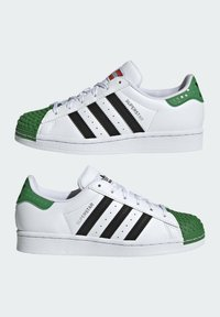 adidas Originals - ADIDAS ORIGINALS ADIDAS X LEGO - SUPERSTAR - Baskets basses - white - 6