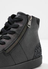 Geox - BLOMIEE - Sneakers high - black - 2