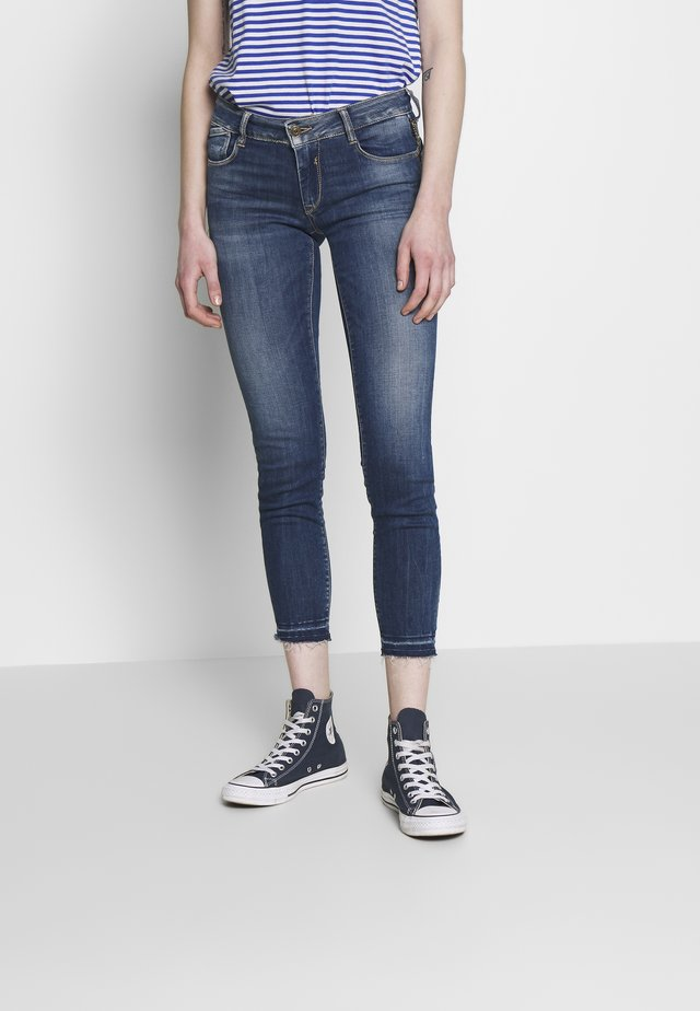 PULPC - Jeansy Skinny Fit - blue