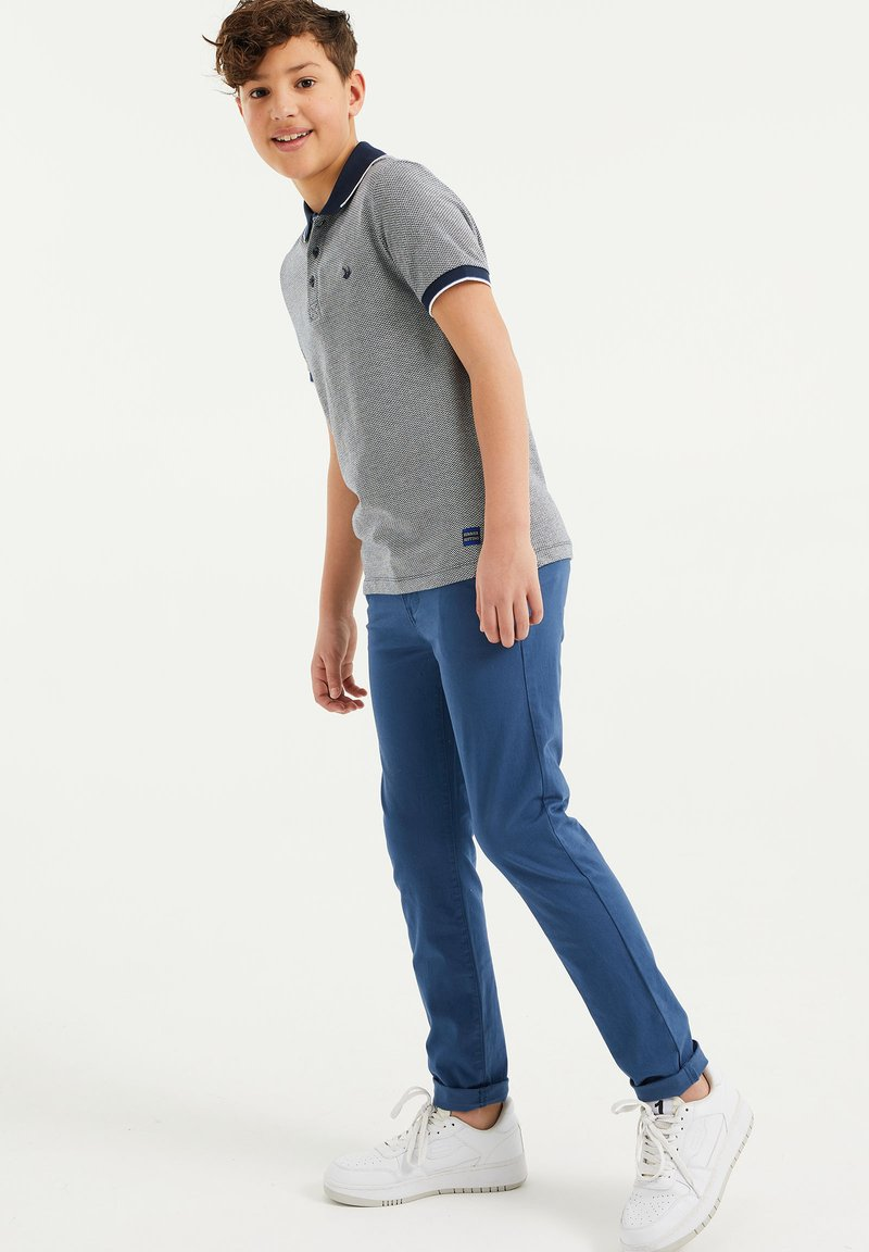 WE Fashion - Chinos - blue