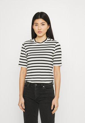 CHAMBERS - Basic T-shirt - white