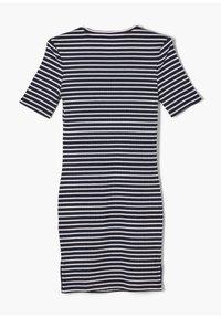 s.Oliver - JURK - Jumper dress - blue stripes - 1