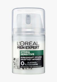 L'Oréal Men Expert - HYDRA SENSITIVE BIRCH SAP CARE 50ML - Face cream - - - 0