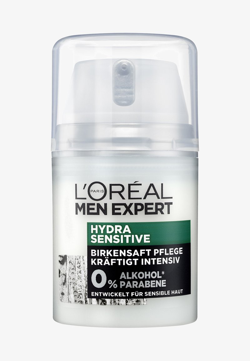 L'Oréal Men Expert - HYDRA SENSITIVE BIRCH SAP CARE 50ML - Face cream - -