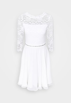 Cocktail dress / Party dress - ivory