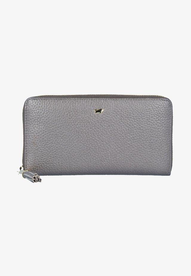 ALESSIA - Wallet - bronze/grey