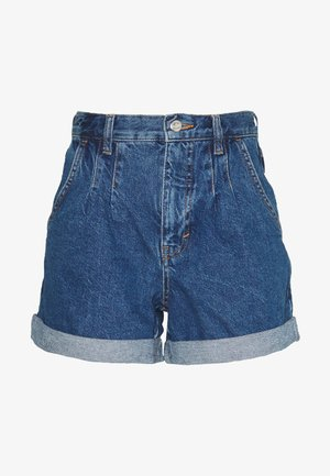 NEW ROLL HEM - Shorts di jeans - rich mdt