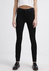 Lee - SKYLER - Jeans Skinny Fit - black rinse - 0