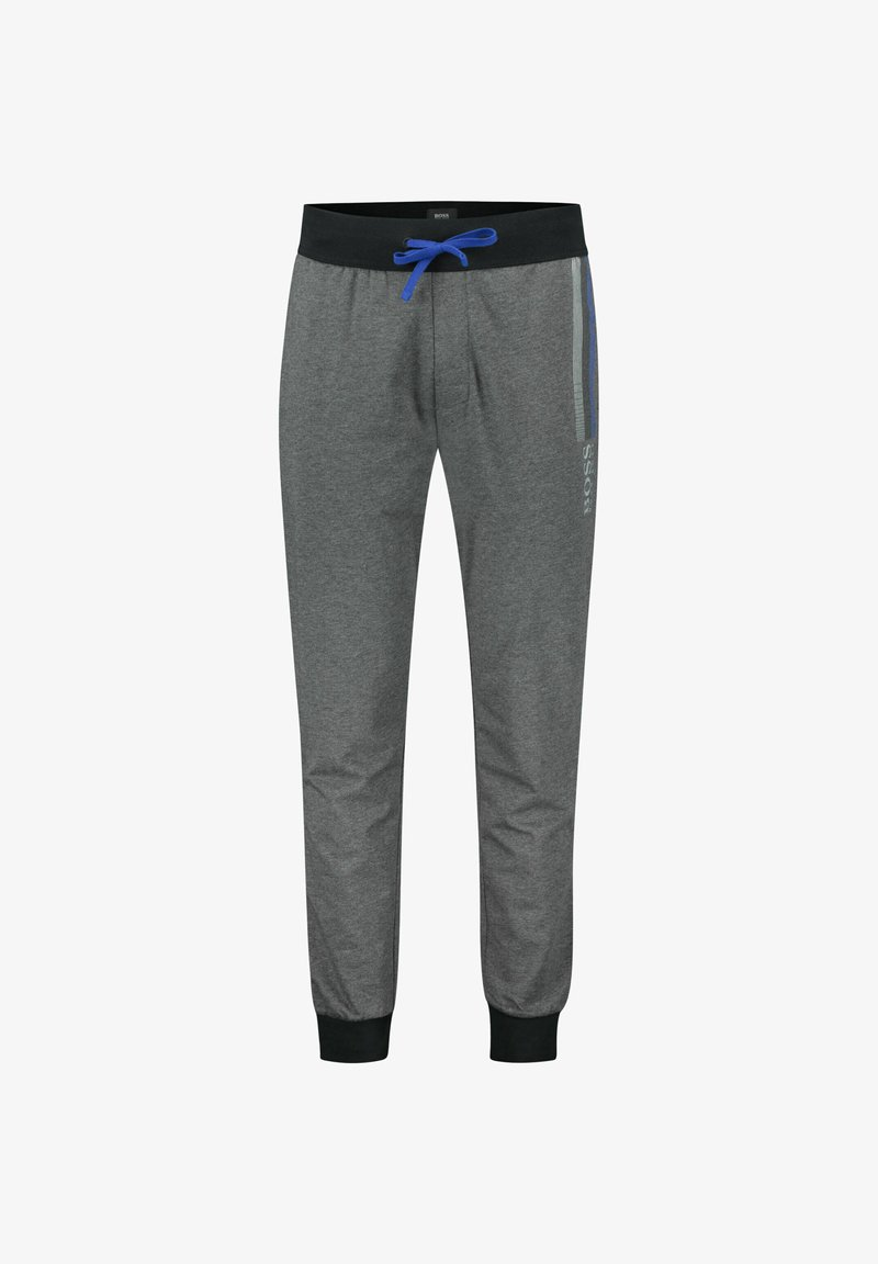 BOSS - Tracksuit bottoms - anthrazit