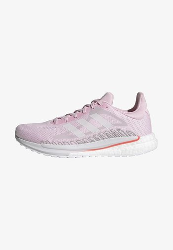 SOLARGLIDE LAUFSCHUH - Neutral running shoes - pink