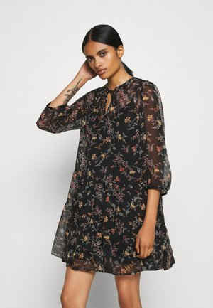 VMWONDA TUNIC - Day dress - black/tini