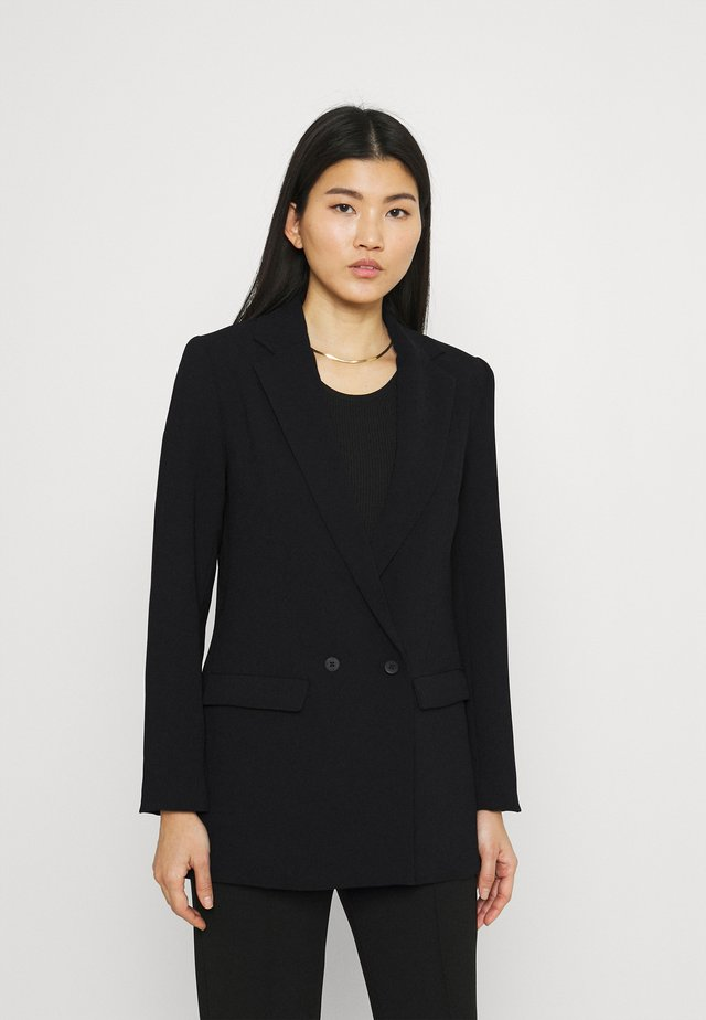 BENITO - Short coat - black