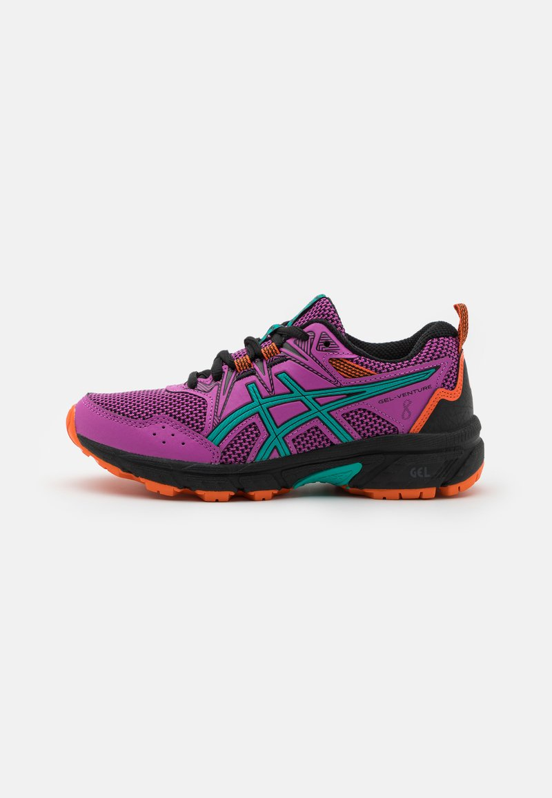ASICS - GEL-VENTURE 8 UNISEX - Scarpe da trail running - digital grape/baltic jewel