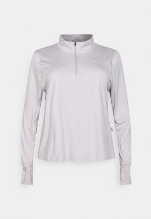 ELEMENT - Sports shirt - silver lilac/venice heather/silver