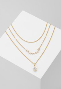 Pieces - Necklace - gold-coloured - 0