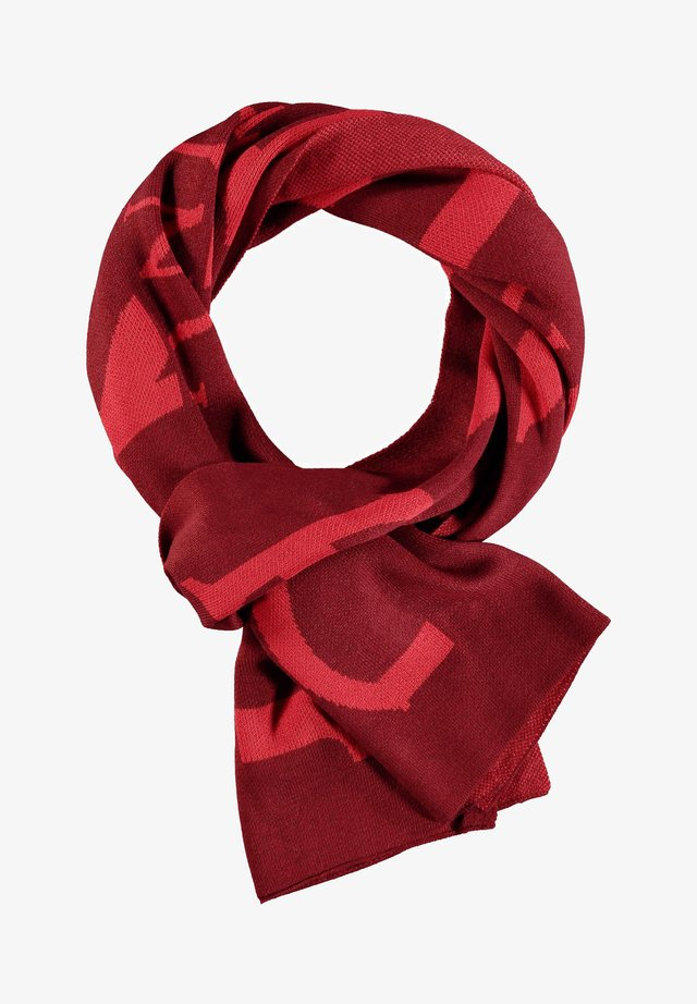 Scarf - red