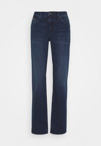 SLIM BLEECKER BRIDGER  - Jeans Straight Leg - dark-blue denim