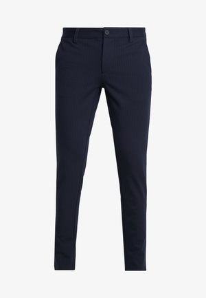 ONSMARK PANT STRIPE - Pantalones - night sky