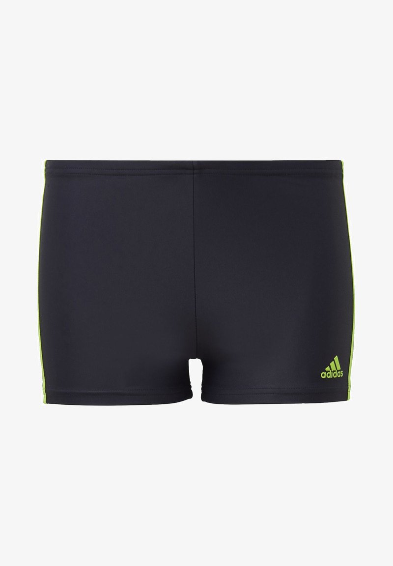 adidas Performance - 3-STRIPES SWIM BOXERS - Swimming briefs - blue