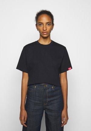 T-shirt basic - dark navy