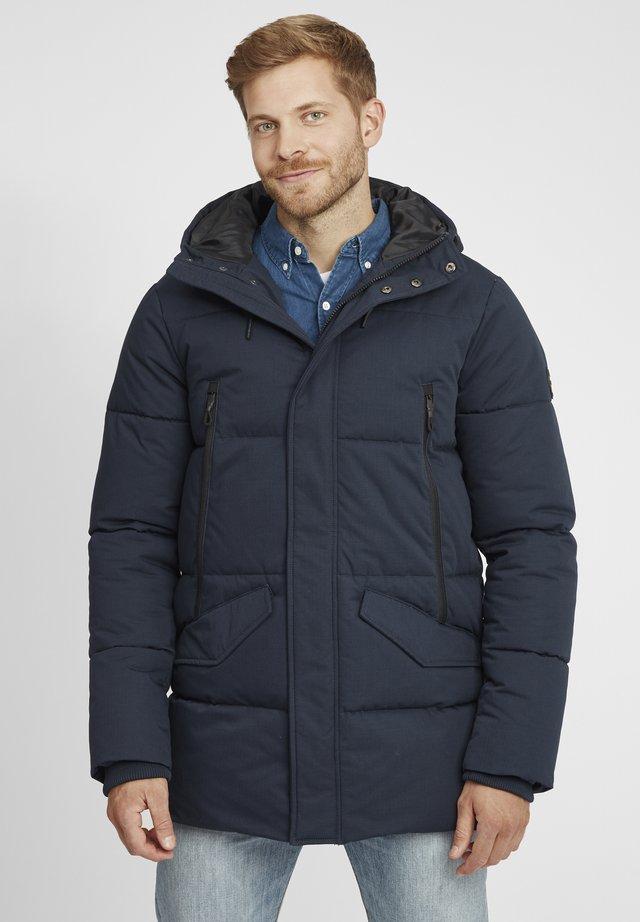 CAVERT - Winter coat - navy